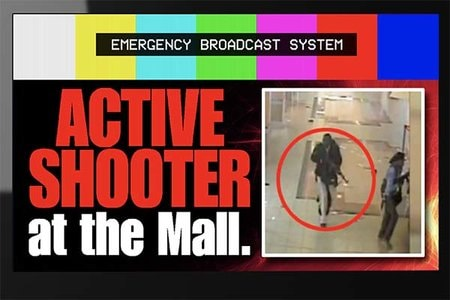 Defense Coaching for Active Shooter