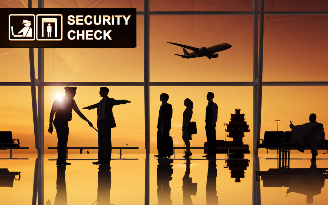 JUST HOW SAFE ARE YOU AT THE AIRPORT?